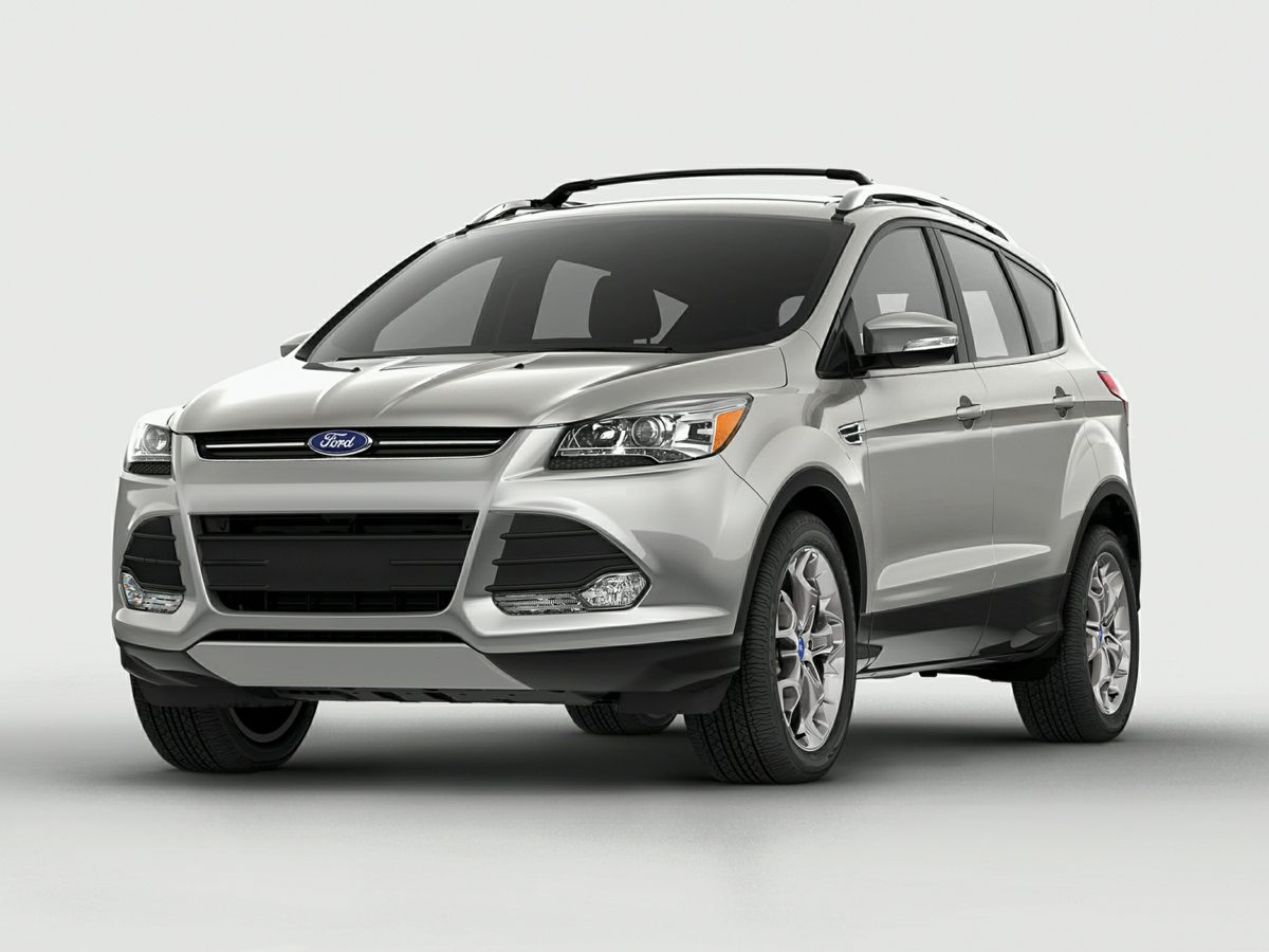 Pre-Owned 2014 Ford Escape Titanium AWD 4D Sport Utility
