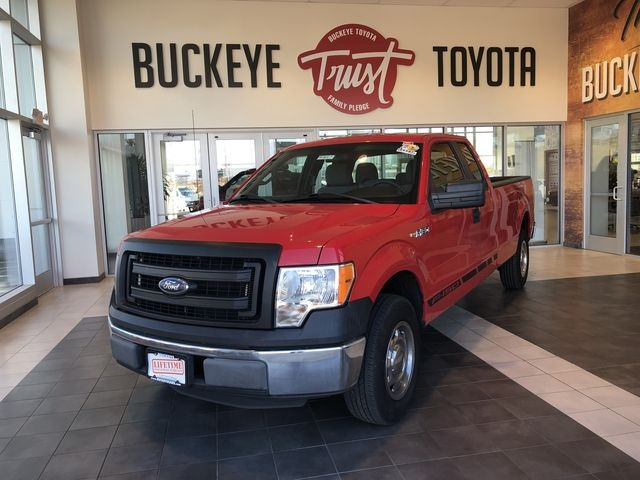 Pre-Owned 2013 Ford F-150 XL RWD Long Bed