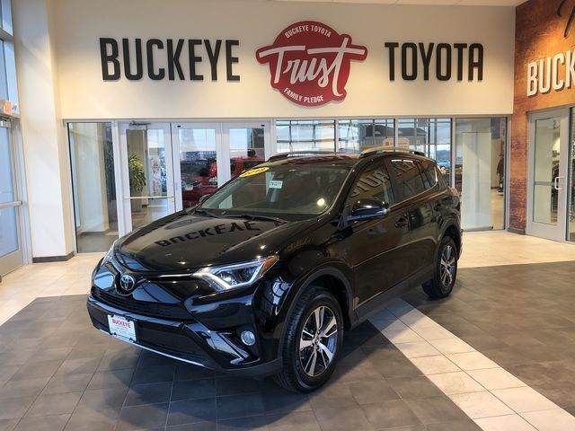 Pre-Owned 2018 Toyota RAV4 XLE AWD 4D Sport Utility