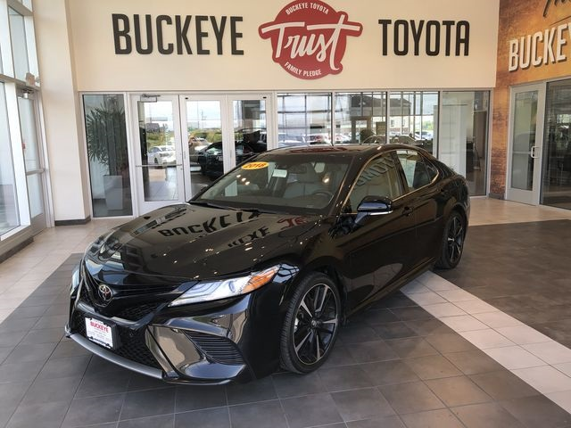 Pre-Owned 2018 Toyota Camry XSE V6 FWD 4D Sedan