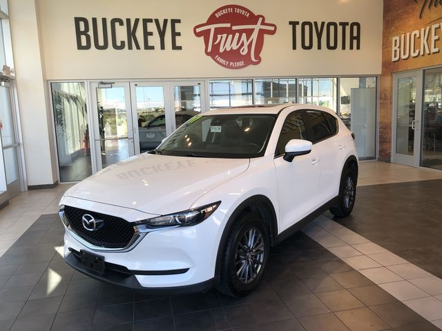 Pre-Owned 2017 Mazda CX-5 Touring AWD 4D Sport Utility
