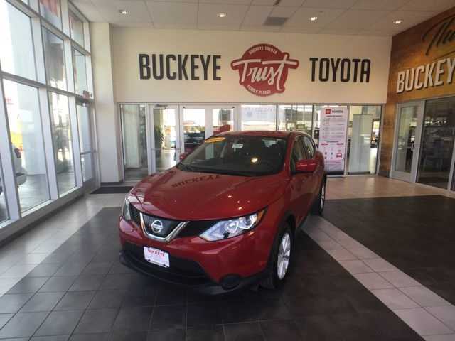 Pre-Owned 2018 Nissan Rogue Sport S AWD 4D Sport Utility