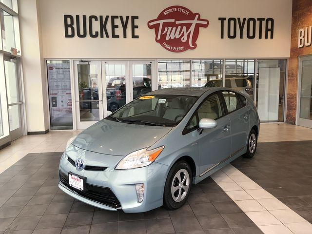 Pre-Owned 2014 Toyota Prius Two FWD 5D Hatchback