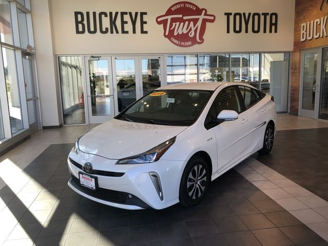 Pre-Owned 2019 Toyota Prius XLE AWD-e AWD 5D Hatchback