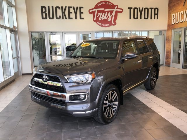 Pre-Owned 2018 Toyota 4Runner 4WD 4D Sport Utility