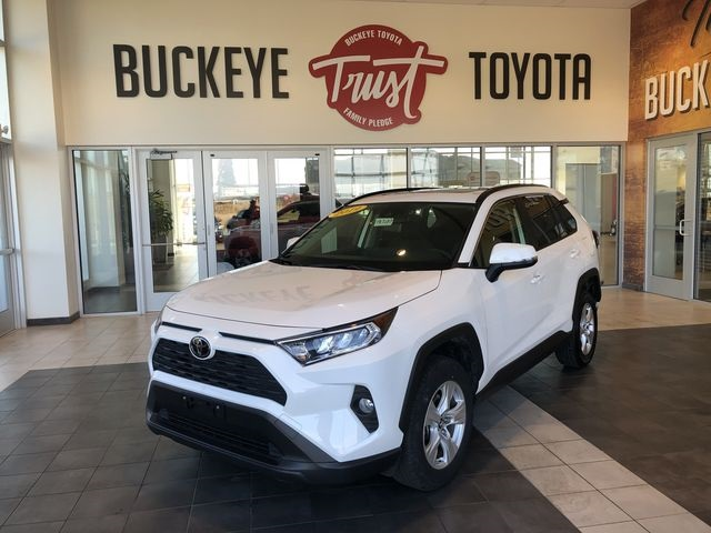 Pre-Owned 2019 Toyota RAV4 XLE AWD 4D Sport Utility