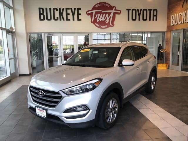 Pre-Owned 2016 Hyundai Tucson SE AWD 4D Sport Utility