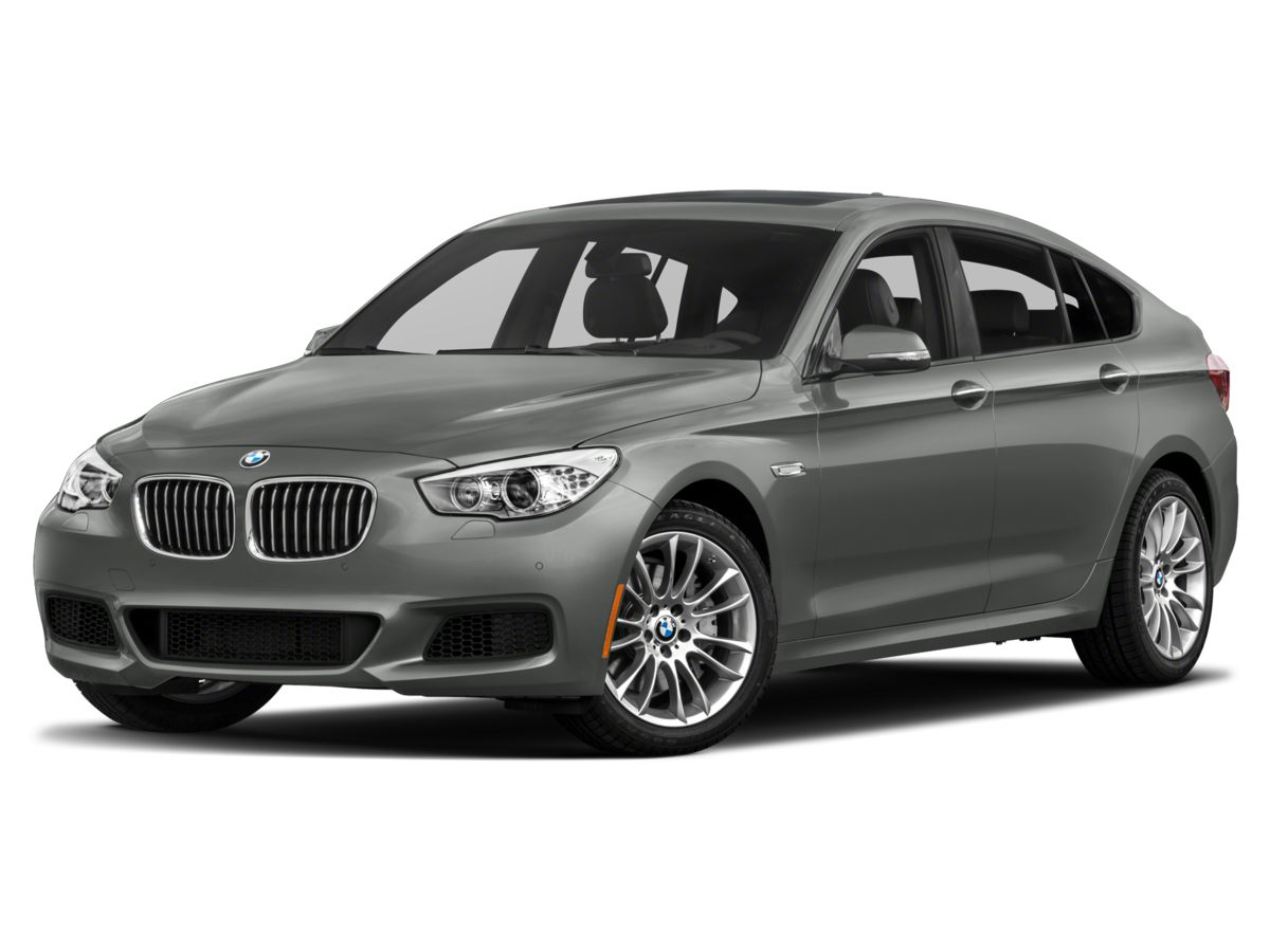 Pre-Owned 2014 BMW 5 Series 535i Gran Turismo RWD 4D Hatchback