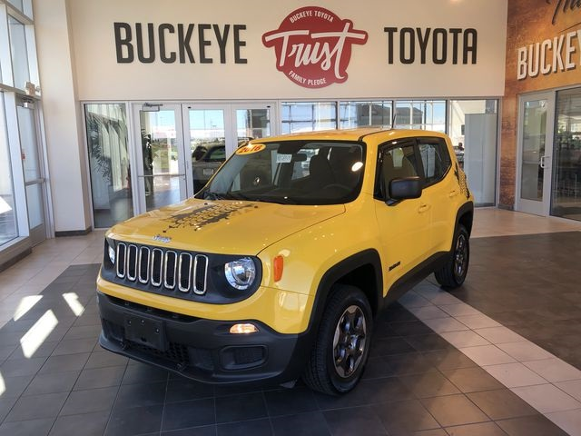 Pre-Owned 2016 Jeep Renegade Sport 4WD 4D Sport Utility